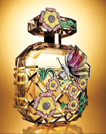 Bote de perfume